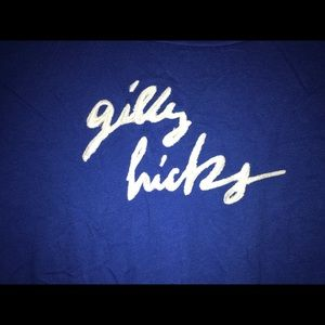 Gilly Hicks Tops - Cobalt Blue Gilly Hicks Long Sleeve (S)